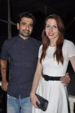 Eijaz Khan at Vivian Dsena_s birthday party in Villa 69, Mumbai on 28th June 2014 (107)_53b29fdd47731.JPG