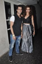 Karan Wahi karishma Tanna at Vivian Dsena_s birthday party in Villa 69, Mumbai on 28th June 2014_53b2a0cc4764f.jpg