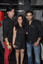 Munisha Khatwani, Shashank Vyas at Vivian Dsena_s birthday party in Villa 69, Mumbai on 28th June 2014 (52)_53b2a29c8f671.JPG
