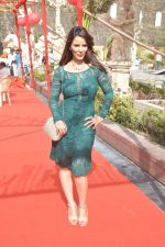 Priti Sharma On location shooting of film Hume Toh Loot Liya in Mumbai on 30th June 2014 (106)_53b275bce7439.JPG