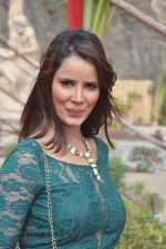 Priti Sharma On location shooting of film Hume Toh Loot Liya in Mumbai on 30th June 2014 (113)_53b275c0ef576.JPG