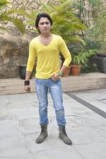 Sidhant Singh On location shooting of film Hume Toh Loot Liya in Mumbai on 30th June 2014 (29)_53b2763b88ce6.JPG