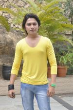 Sidhant Singh On location shooting of film Hume Toh Loot Liya in Mumbai on 30th June 2014 (30)_53b2763c0d0f9.JPG