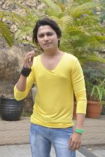 Sidhant Singh On location shooting of film Hume Toh Loot Liya in Mumbai on 30th June 2014 (32)_53b2763d150a0.JPG