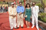 Surendra Varma, Priti Sharma, Tinu Anand, Satyendra Thakur On location shooting of film Hume Toh Loot Liya in Mumbai on 30th June 2014 (64)_53b275c7584a1.JPG