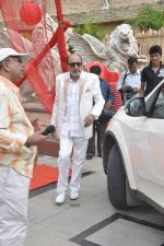 Tinu Anand On location shooting of film Hume Toh Loot Liya in Mumbai on 30th June 2014 (29)_53b2766d78a41.JPG