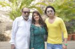 Tinu Anand, Priti Sharma, Sidhant Singh On location shooting of film Hume Toh Loot Liya in Mumbai on 30th June 2014 (21)_53b276419f88a.JPG