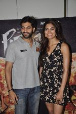Akshay Oberoi, Parvathy Omanakuttan at Pizza film promotions in Chakala, Mumbai on 1st July 2014 (24)_53b3c2dd9bacf.JPG