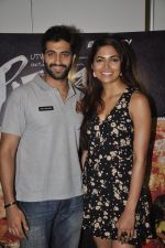 Akshay Oberoi, Parvathy Omanakuttan at Pizza film promotions in Chakala, Mumbai on 1st July 2014 (26)_53b3c2ee14bf0.JPG
