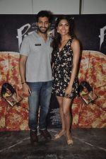 Akshay Oberoi, Parvathy Omanakuttan at Pizza film promotions in Chakala, Mumbai on 1st July 2014 (27)_53b3c2de4c83f.JPG