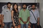 Akshay Oberoi, Parvathy Omanakuttan, Akshay Akkineni, Bejoy Nambiar at Pizza film promotions in Chakala, Mumbai on 1st July 2014 (20)_53b3c21ee3e9b.JPG