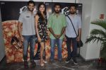 Akshay Oberoi, Parvathy Omanakuttan, Akshay Akkineni, Bejoy Nambiar at Pizza film promotions in Chakala, Mumbai on 1st July 2014 (22)_53b3c21f5cea6.JPG