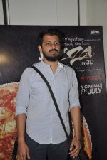 Bejoy Nambiar at Pizza film promotions in Chakala, Mumbai on 1st July 2014 (15)_53b3c24dac61a.JPG