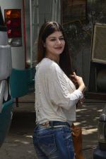 Kainaat Arora on Jhalak Dikhla Jaa show in Filmistan, Mumbai on 1st July 2014 (12)_53b3c346f15fd.JPG