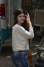 Kainaat Arora on Jhalak Dikhla Jaa show in Filmistan, Mumbai on 1st July 2014 (16)_53b3c3496abc1.JPG