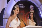 Koyal Rana and Gail Da Silva at Indo American Trade Excellence Awards 2014 in Trident, Mumbai on 2nd July 2014 (53)_53b590dde522d.JPG