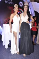 Koyal Rana and Gail Da Silva at Indo American Trade Excellence Awards 2014 in Trident, Mumbai on 2nd July 2014 (67)_53b590dfd35c0.JPG