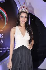 Koyal Rana at Indo American Trade Excellence Awards 2014 in Trident, Mumbai on 2nd July 2014 (72)_53b590f037982.JPG