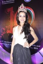 Koyal Rana at Indo American Trade Excellence Awards 2014 in Trident, Mumbai on 2nd July 2014 (79)_53b590f66d34a.JPG