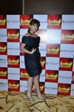 Michelle Poonawala at 10th annual Gemfields and Nazrana Retail Jeweller Awards in Mumbai on 3rd July 2014 (56)_53b59a8b41371.JPG