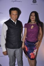 Aarti Surendranath, Kailash Surendranath at Rahul Mishra_s Woolmark fashion show in Tah Hotel, Mumbai on 3rd July 2014 (66)_53b690463b7ff.JPG
