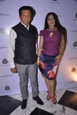 Aarti Surendranath, Kailash Surendranath at Rahul Mishra_s Woolmark fashion show in Tah Hotel, Mumbai on 3rd July 2014 (67)_53b69046c97cb.JPG