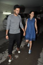 Riteish Deshmukh, Genelia Dsouza at Special Screening of Bobby Jasoos in Lightbox, Mumbai on 3rd July 2014 (189)_53b6949b78bd1.JPG