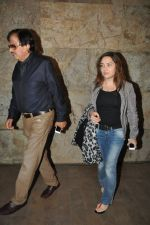 Sanjay Khan at Special Screening of Bobby Jasoos in Lightbox, Mumbai on 3rd July 2014 (20)_53b694ce090c8.JPG