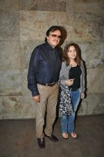Sanjay Khan at Special Screening of Bobby Jasoos in Lightbox, Mumbai on 3rd July 2014 (21)_53b694ce93a20.JPG