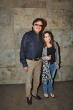 Sanjay Khan at Special Screening of Bobby Jasoos in Lightbox, Mumbai on 3rd July 2014 (22)_53b694cf2633d.JPG