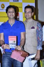 Salim Merchant, Rohit Roy at Manhattan Mango book launch in Crossword, Kemps Corner on 4th July 2014 (12)_53b76a8bcd944.JPG