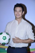 Baichung Bhutia at Castrol photo shoot in Filmistan, Mumbai on 5th July 2014 (20)_53b930acdfbf8.JPG