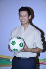 Baichung Bhutia at Castrol photo shoot in Filmistan, Mumbai on 5th July 2014 (21)_53b9307fbe148.JPG