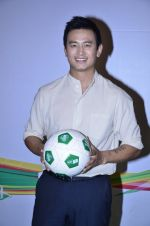 Baichung Bhutia at Castrol photo shoot in Filmistan, Mumbai on 5th July 2014 (24)_53b93081a83a5.JPG