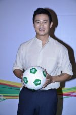 Baichung Bhutia at Castrol photo shoot in Filmistan, Mumbai on 5th July 2014 (25)_53b9308241063.JPG