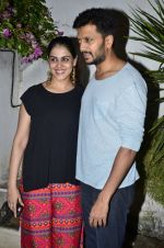 Riteish Deshmukh, Genelia D Souza at Ek Villain success bash in Bandra, Mumbai on 5th July 2014 (70)_53b9328c493e1.JPG
