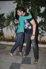 Shraddha Kapoor, Shaad Randhawa at Ek Villain success bash in Bandra, Mumbai on 5th July 2014 (57)_53b932b690ecc.JPG