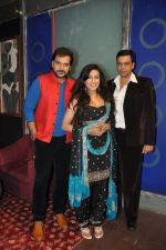 Rituparna sengupta, Shahbaaz Khan, Satyajit Sharma on the sets of Extraordinari in Mumbai on 7th July 2014 (34)_53bb9ab750d9c.JPG