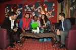 Rituparna sengupta, Shahbaaz Khan, Satyajit Sharma on the sets of Extraordinari in Mumbai on 7th July 2014 (7)_53bb9a9ea6f4a.JPG