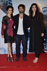 Shraddha Kapoor, Shahid Kapoor, Tabu at the promotion of Haider on 8th July 2014 (54)_53bbd549868f1.JPG