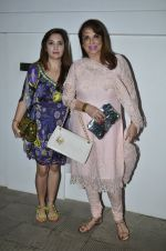Zarine Khan,   Malaika Parekh at Rouble Nagi_s brunch in Hakassan, Mumbai on 7th July 2014 (16)_53bb9cf44ce43.JPG