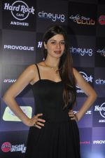 Kainaat Arora at Ankit Tiwari_s live concert in hard Rock Cafe on 11th July 2014 (21)_53c18191af475.JPG