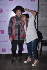 Little Shilpa Shopcade app launch in The Owl on 10th July 2014 (38)_53c16fc7f1084.JPG