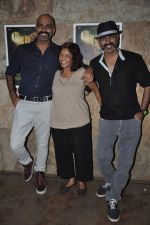 Raghu Ram, Rajiv Laxman at the short film Makhmal_s screening at Lightbox on 11th July 2014 (17)_53c1806d2b3e8.JPG