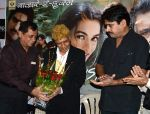 A K Mishra , Khayyam Ji, Yashpal Sharma at the Press Conference of movie Bazaar E Husn in Mumbai on 11th July 2014_53c263c232c5a.JPG