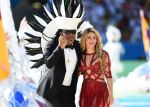 Shakira at FIFA final on 13th July 2014 (4)_53c3a2408578f.JPG