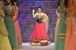 Ameesha Patel walks for Surya Golds at IIJW Day 1 in Grand Hyatt, Mumbai on 15th July 2014 (32)_53c66cc57b237.JPG