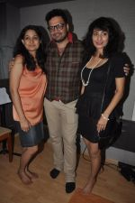 Manisha Kelkar at song recording in Mahada on 19th July 2014 (10)_53cc06b43cd67.JPG