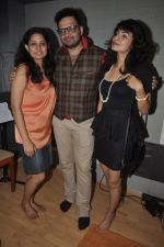 Manisha Kelkar at song recording in Mahada on 19th July 2014 (13)_53cc06b76ad15.JPG