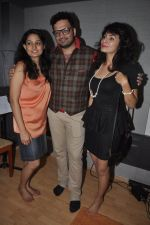 Manisha Kelkar at song recording in Mahada on 19th July 2014 (14)_53cc06b844f5d.JPG